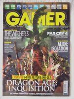 63709 Issue 145 Gamer Magazine 2014