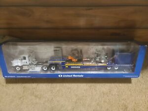 UNITED RENTALS COLLECTORS SERIES XIII Prostar truck Toyota forklift gme rare