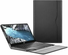 """For 13.3"""" Dell XPS 13 2 in1 9370 9360 9350 9343 Sleeve Case Portfolio Book Cover"""