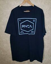 Men's  RVCA  Short Sleeve t-Shirt Sz  XL