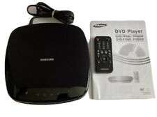 Samsung DVD-F1080/XAA Compact DVD Player With Remote & User's Manual