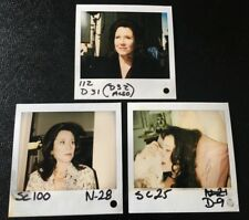Mary McDonnell 3 Polaroids Two Voices TV Movie Photos Mother in Donnie Darko