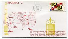 1976 Marisat-2 Telephone Data Communication US Navy Cape Canaveral NASA USA