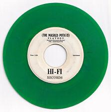 Philippines MARVELETTES (The Mashed Potato) Playboy 45 rpm GREEN VINYL Record