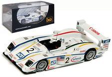 IXO LMM058 Audi R8 'Champion Racing' #2 - 3rd Le Mans 2004 1/43 Scale
