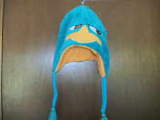Disney Phineas and Ferb Perry  Hat Cap NWT Stocking beanie Skull OSFM