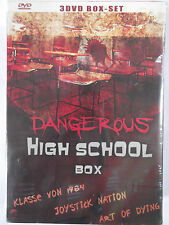 Dangerous High School 3 Filme - Klasse von 1984 - Joystick Nation - Art of Dying