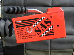 High Security SAS Trailer Hitch Lock For Trailers with a Bradley Hitch