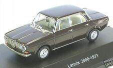 wonderful modelcar Lancia 2000 Saloon 1971 in brown