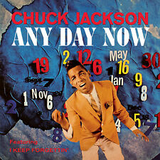 Chuck Jackson - Any Day Now CD