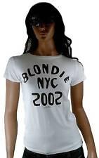 Amplified BLONDIE NUEVA YORK 2002 BLANCO/Crema Camiseta G. XS/S