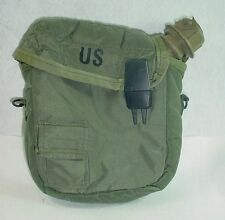 CANTEEN 2 QT QUART & 2QT OD COVER CARRIER & STRAP US Military Army