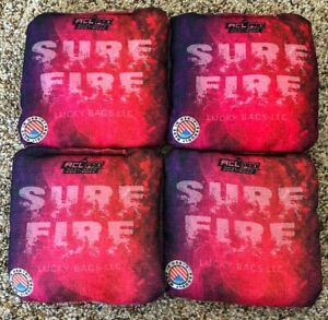 Lucky Bags SUREFIRES Galaxy ACL Stamped 2021-2022 Brand New Set of 4