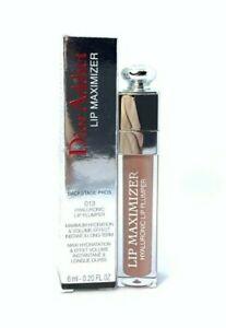 Christian Dior Dior Addict Lip Maximizer ~ 013 Beige ~ .20 oz BNIB
