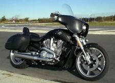 """HD V-Rod """"Batwing Fairing Kit"""" for Stock Headlights 2012-2017 & Muscles"""