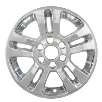 "Fits Chevy Silverado 1500 14-18 CCI CHROME 18"" Wheel Skins Hubcaps Wheel Covers"