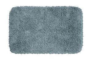 Garland Rug Jazz Shaggy Washable Nylon Rug, 24-Inch by 40-Inch, Basin Blue