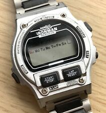 Ironman Triathlon 2016 Digital LCD 39 mm Doesn'T Works For Parts 100 Mt. Watch