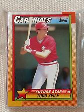 St Louis Cardinals - Team Set - 1990 Topps - No Paul Coleman