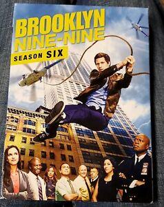 Brooklyn Nine-Nine Season Six DVD  NEW