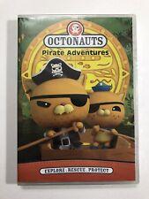 Octonauts: Pirate Adventures (DVD) Brand New Sealed