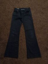 SEXY CITIZENS OF HUMANITY HIGH RISE / BOOT CUT BLUE STRETCH DENIM JEANS SIZE 26
