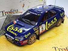 "1/43 Trofeu SUBARU IMPREZA WRC #5 ""555"" 1st PORTUGAL RALLY 1995"