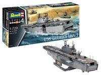 Revell 05170 Assault Ship USS Tarawa LHA-1 1:720 Plastic Model Kit