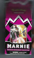 Colección de Pokemon Marnie Premium Torneo sellado de fábrica