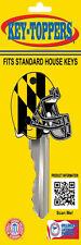 Maryland Terps Football Helmet Key Topper