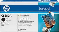 ORIGINAL TONER HP CE250A NOIR Pour Imprimantes  CP3525 / CM3530 Laserjet