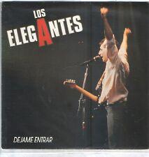 "LOS ELEGANTES 7""PS Spain 1990 Knockin' on heaven doors ( BOB DYLAN ) LIVE"