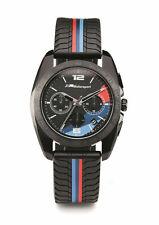 Original BMW M Motorsport Chronograph BMW M Uhr Herren NEU 80262463267 2463267