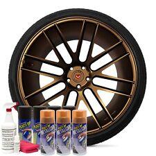 Performix Plasti Dip Copper Metalizer Wheel Kit EVERYTHING YOU NEED