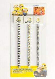 Despicable Me 3 Pencil Set
