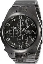 Invicta Coalition Forces Military Inspired  Sniper Rifle  Steel GUNMETAL Watch