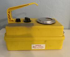 Radiation Survey Meter The Victoreen Instrument Co Cdv 710 Model 5