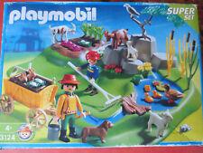 PLAYMOBIL  Thème FERMES / ANIMAUX  Ref 3124 Superset ferme