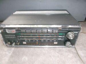 Vintage Nordmende Globetraveler II  Portable Shortwave Radio