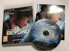 PLAYSTATION 3 PS3 GAME BEYOND: TWO SOULS +BOX & INSTRUCTIONS COMPLETE PAL GWO