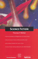 Thomas P. Weber: Science Fiction - Reihe Fischer Wissen kompakt