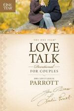 The One Year Love Talk Devotional for Couples by Leslie Parrott and Les, III...