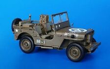 PLUS MODEL CONVERSION KIT SEE BEE JEEP WWII Scala 1:35 Cod.PL241