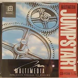 Microsoft Windows Multimedia Jumpstart CD-ROM 1.1a Publishers Program 4 Windows