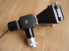 Wild Heerbrugg microscope camera tube attachment