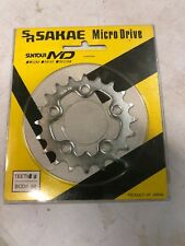 NOS SR Sakae Suntour MD 20 tooth Power ring Micro Drive Design Vintage BCD 56