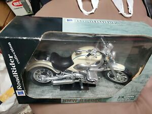 New Ray Road Rider 1/6 scale BMW R1200C  diecast motorcycle model. New Sealed