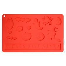 Stampo In Silicone Halloween Mix 12 Impronte Modecor