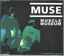 Muse  CD-SINGLE  MUSCLE MUSEUM  ( PROMO CD )   4 TRACKS