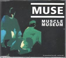 Muse CD SINGLE MUSCLE MUSEUM (PROMO CD) 4 titres